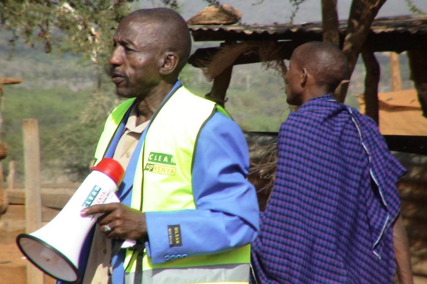 John-Paita - Clean Up Kenya