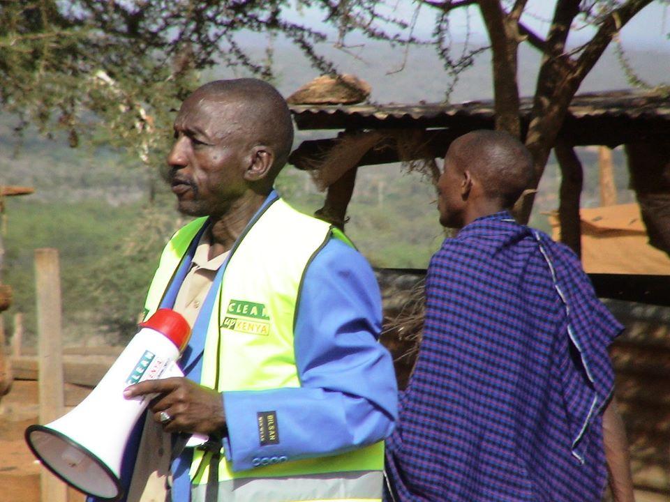 Bisil - Sayo Paita - Clean Up Kenya