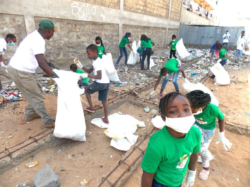 Kayole Sanitation Clinic