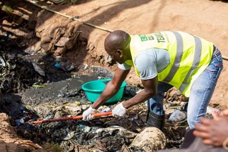 Clean Up Kenya Mathare