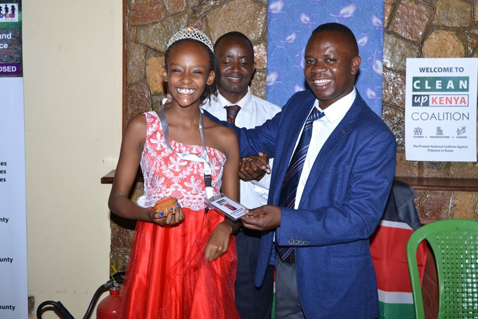 Hall of Fame - Clean Up Kenya Angel Gabriella