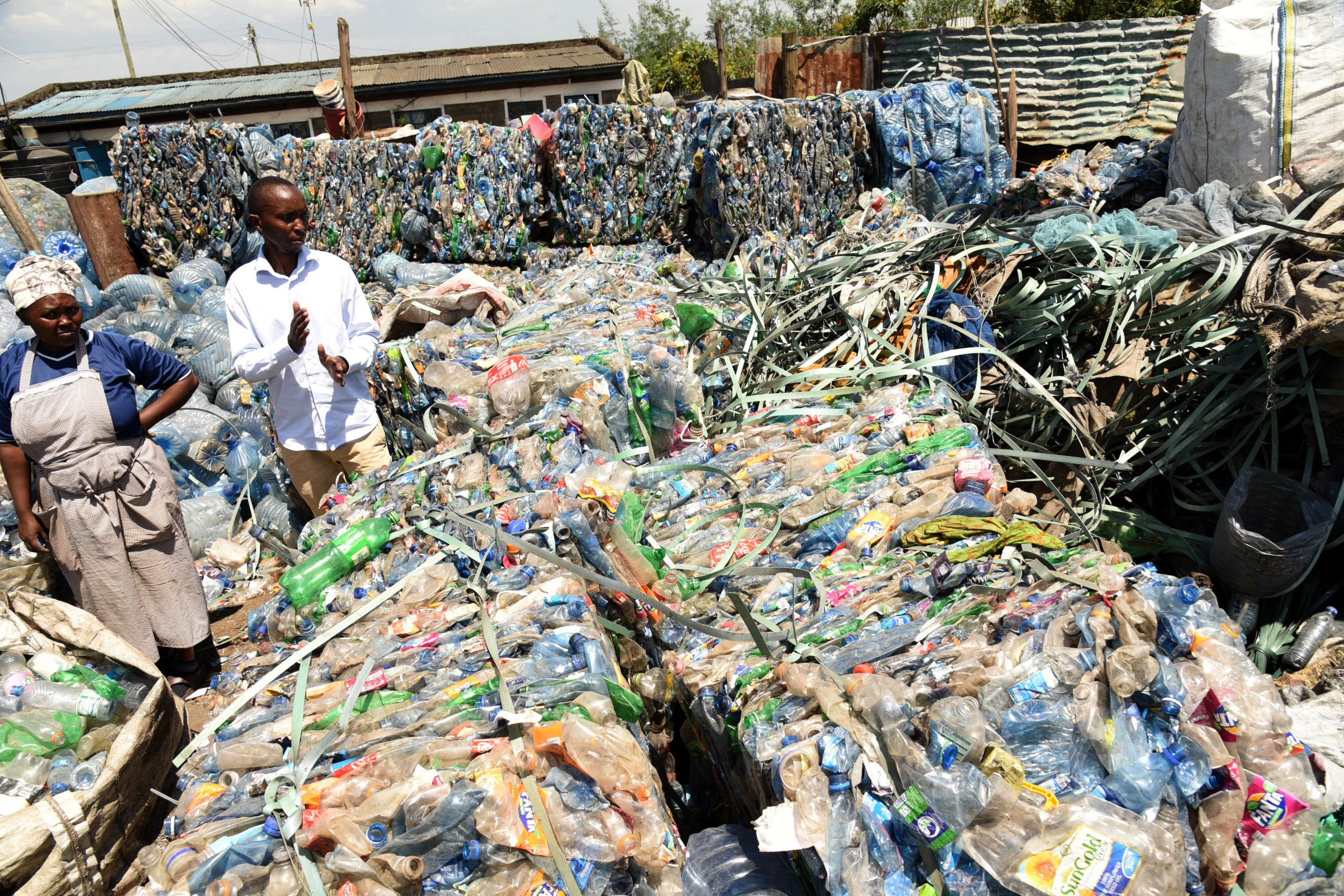Statement on US-Kenya Trade Deal Involving Big Plastics