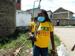 Time for a young environmental leader to emerge from Kenya in 2021