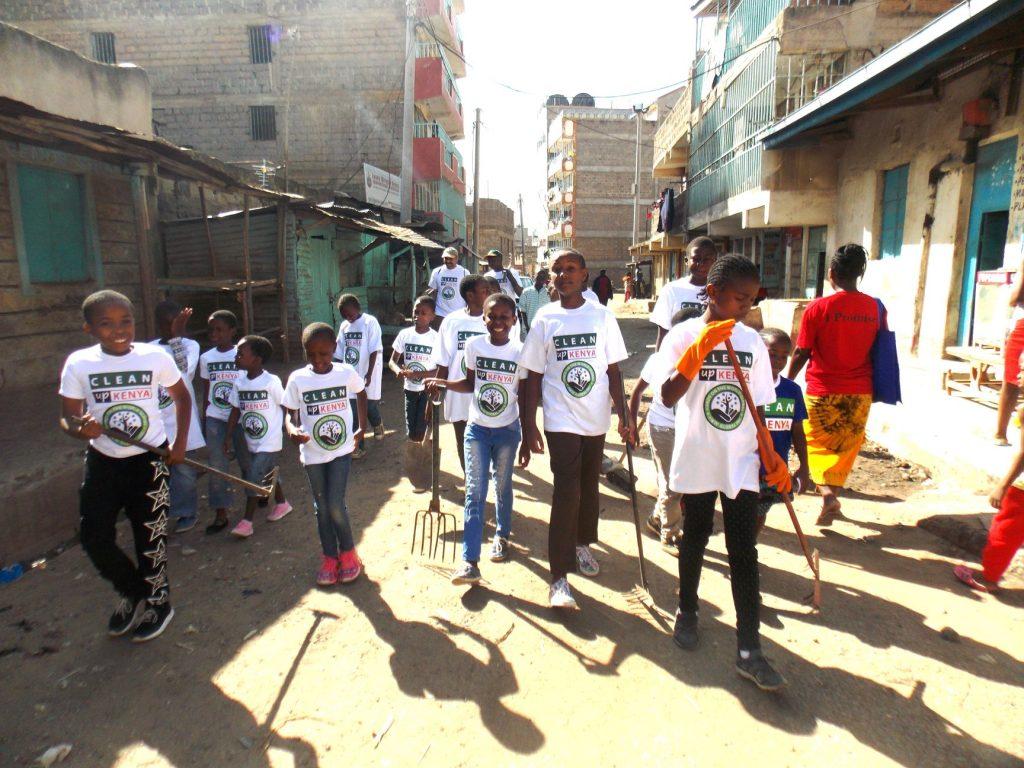 Clean Up Kenya Kayole