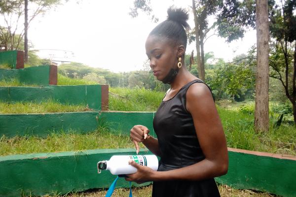 Bottle Campaign Clean Up Kenya