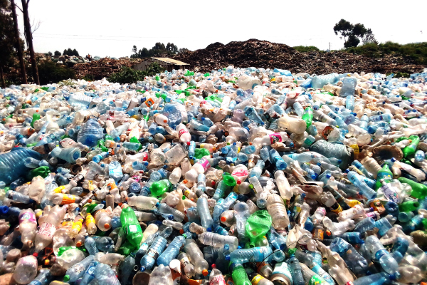 You are currently viewing One in every two plastic bottles waste in Kenya is from Coca-Cola